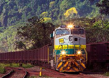 Velocidade Média de Transporte de Trem Não sai do Lugar