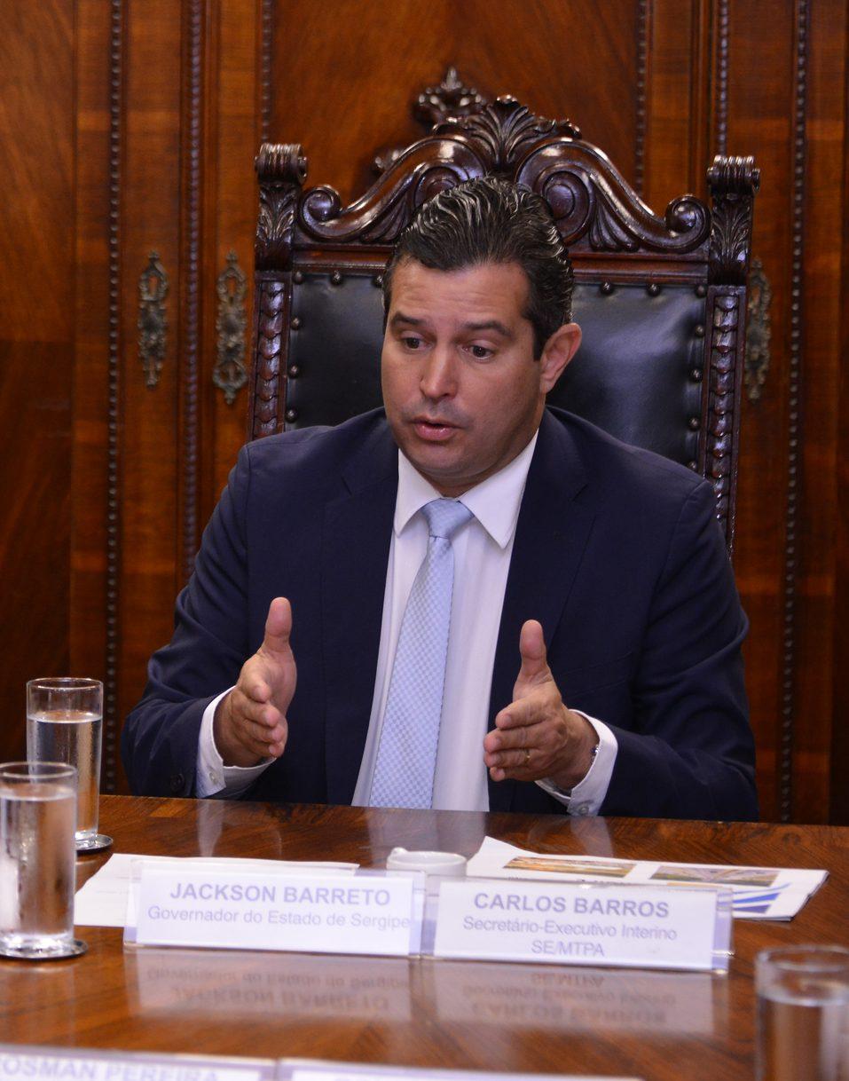 Nome indicado para a ANTAQ vem de pedido de Senadores, diz ex-ministro