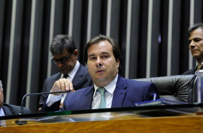 Rodrigo Maia não coloca em votação o PL de privatização das distribuidoras da Eletrobras