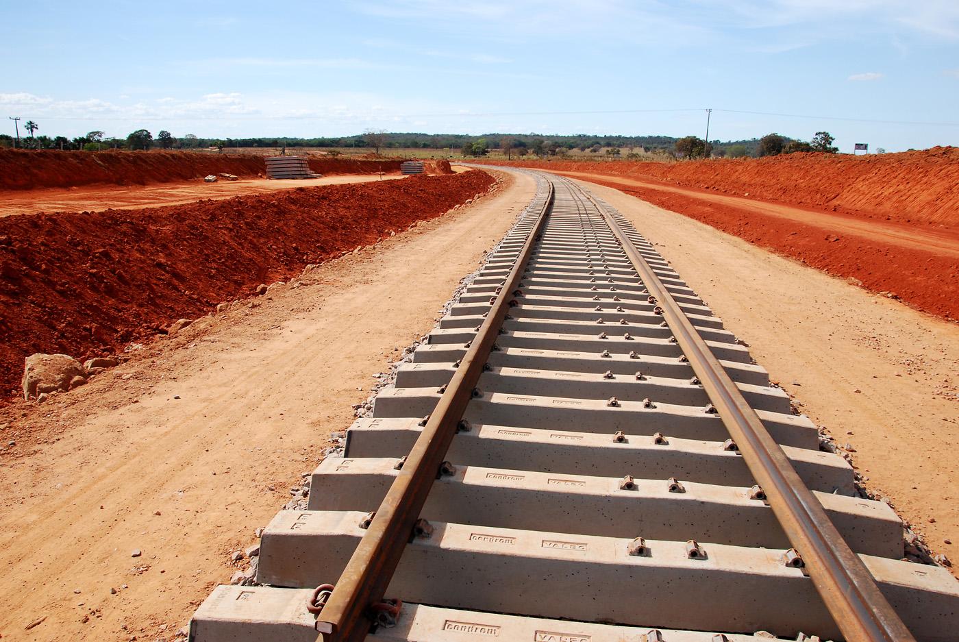 Parecer técnico do TCU pede mudanças no modelo de concessão da Ferrovia Norte-Sul