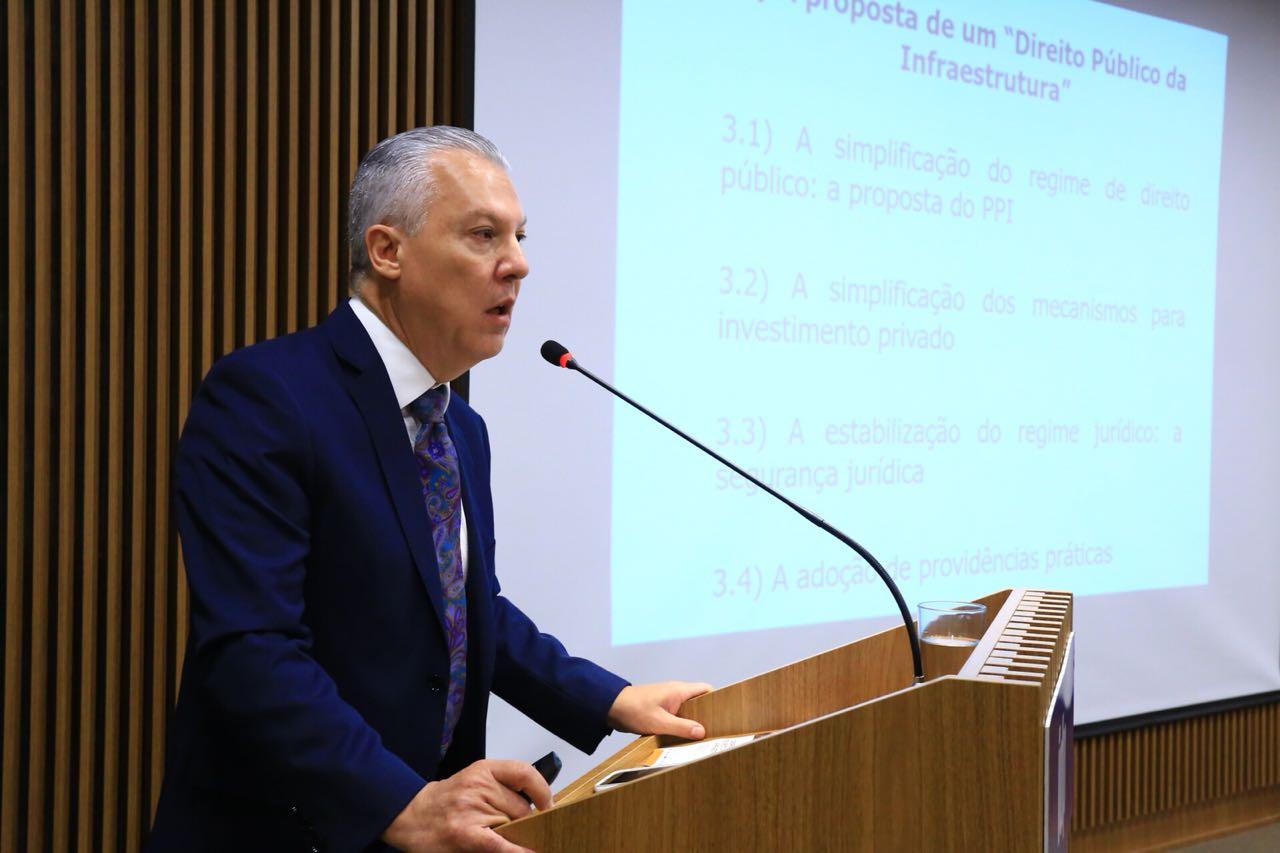 Quebra de contrato e saídas para reequilíbrio foram temas em debate durante congresso de infraestrutura