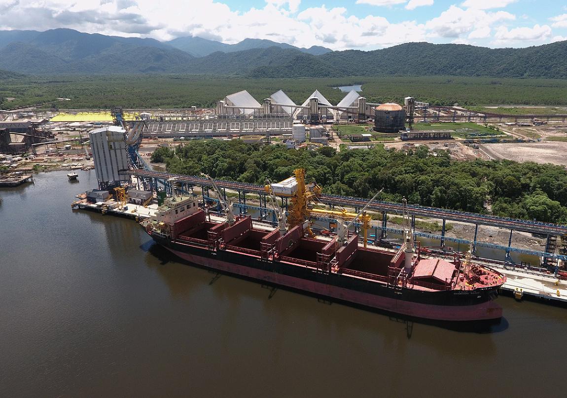 Tiplam faz contrato de 30 anos indicando para novo modelo de integração porto-ferrovia
