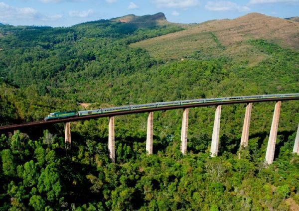Para agilizar obra, governo altera chegada da Fico na Ferrovia Norte-Sul
