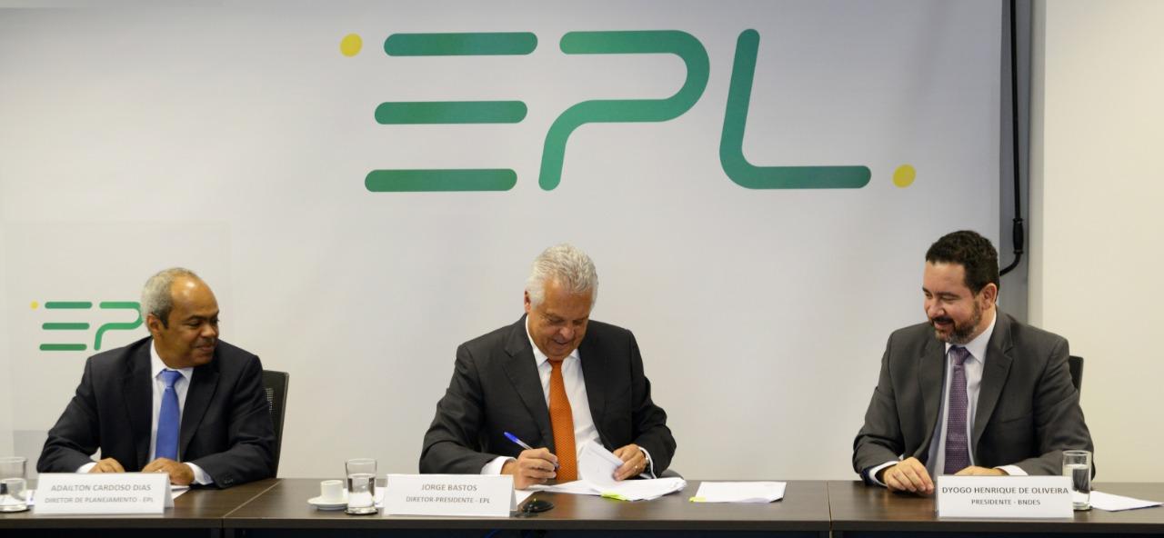 EPL e BNDES fazem acordo para estudar concessão de 5,7 mil km de rodovias