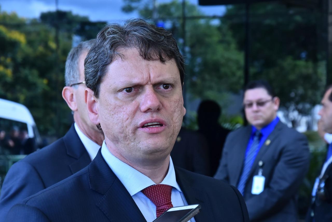 Quem é Tarcísio de Freitas, o novo ministro da Infraestrutura?