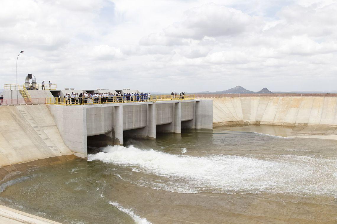 Plano de segurança hídrica estima investimentos de R$ 25 bi em 114 obras