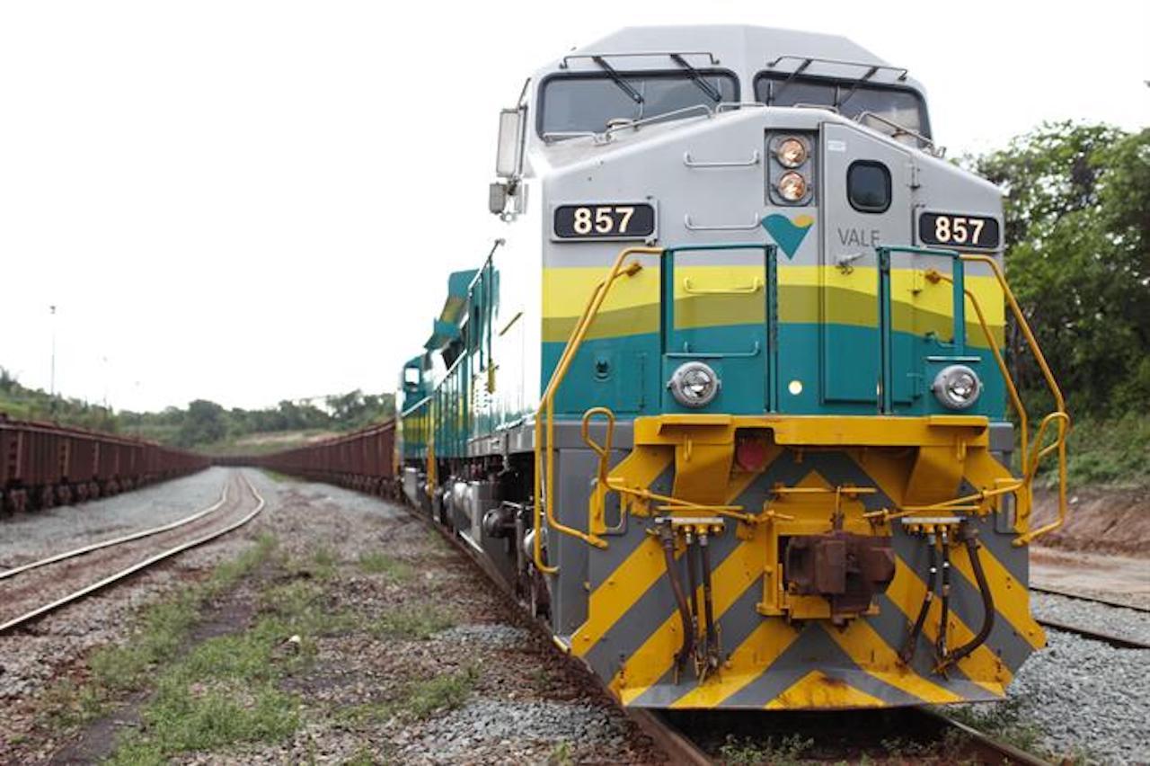 Parada após Brumadinho, renovação de ferrovias da Vale passa por reavaliação