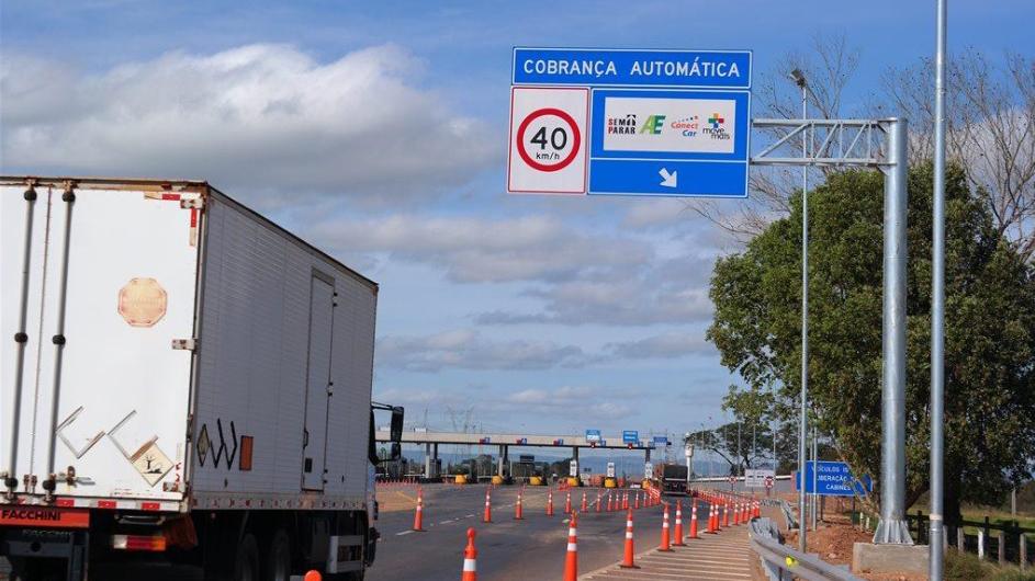 Concessionárias de rodovias revertem decisão sobre pedágio automático sem custos