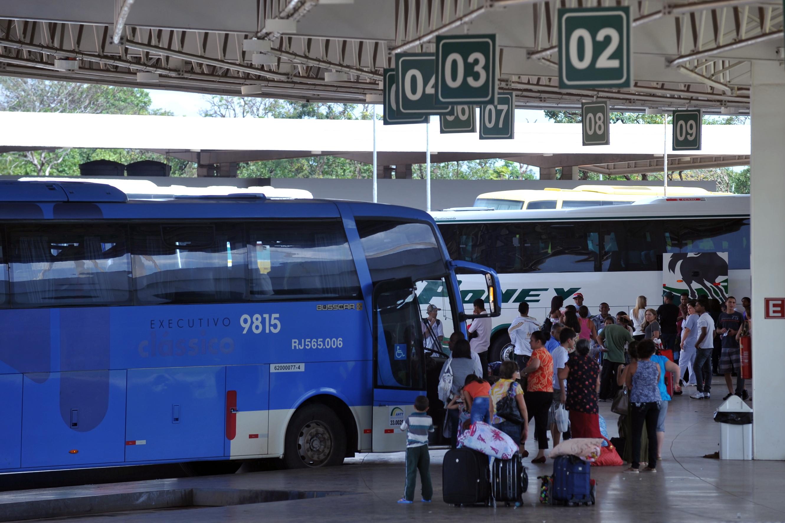 ANTT revê proposta de alteração do mercado de ônibus rodoviários interestaduais