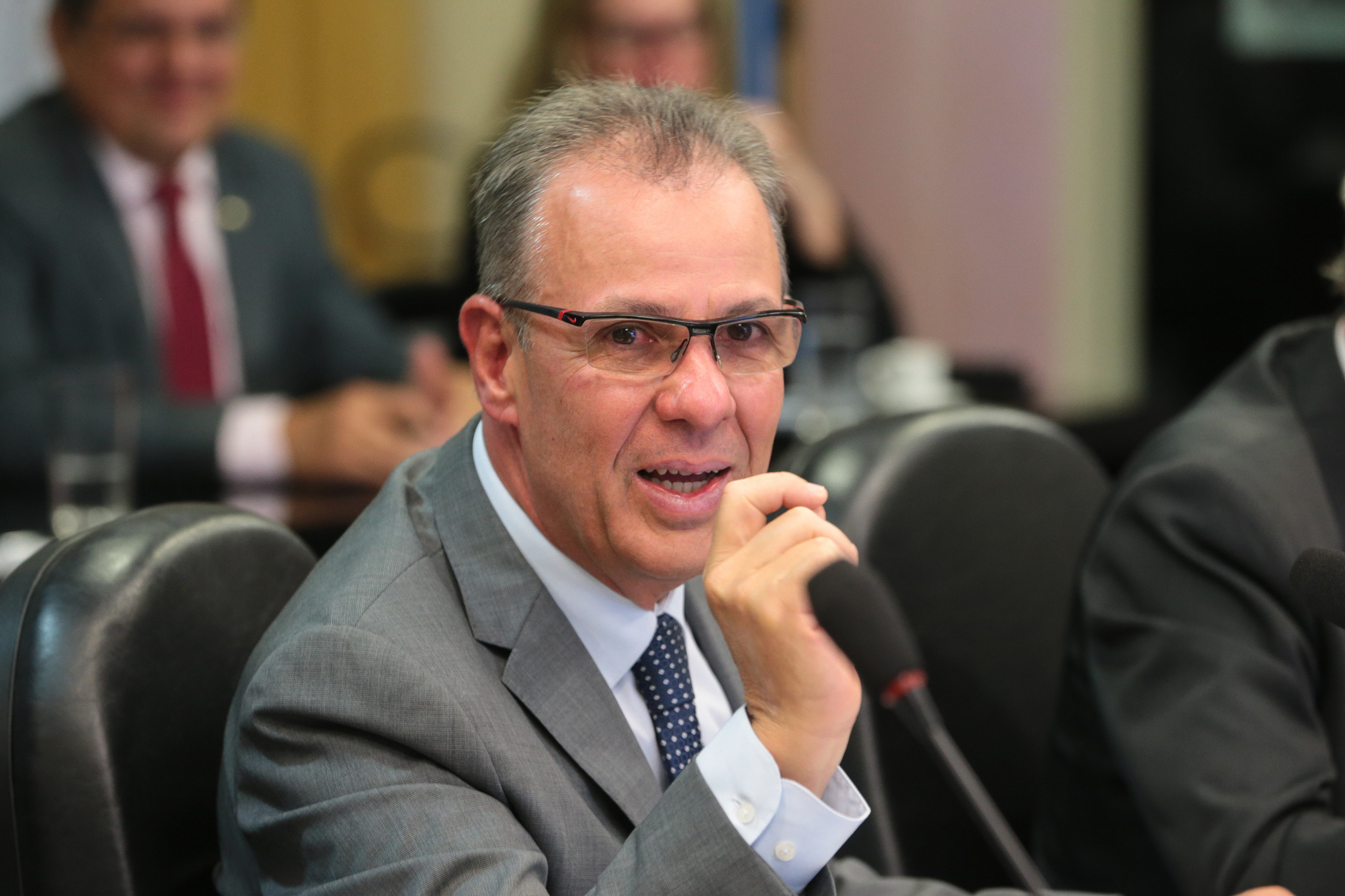 Ministro estima para fim de fevereiro votação de PL com solução a risco hidrológico