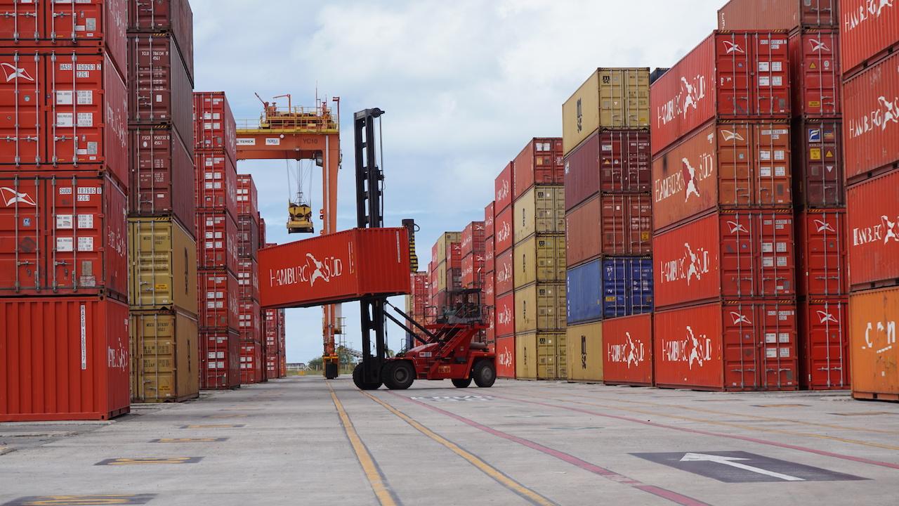 Mercado de contêineres na Costa Leste da América do Sul tem previsão de crescer 6,5% ao ano