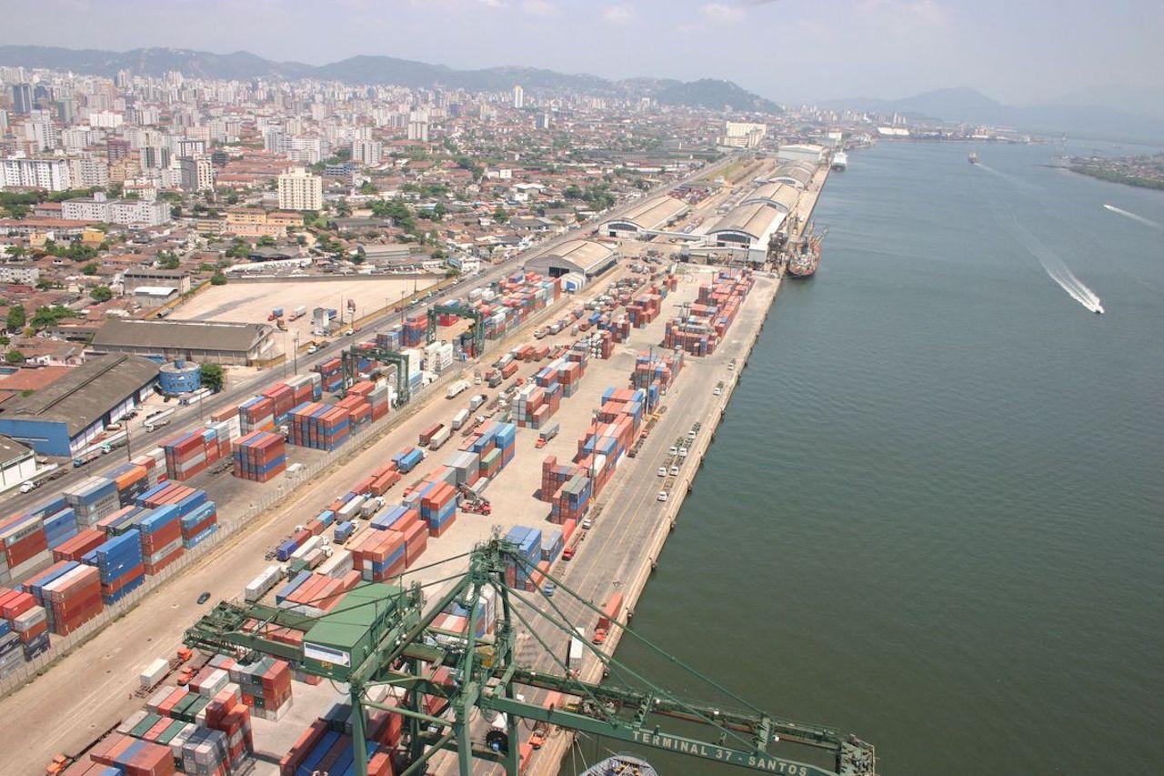 Associação propõe separar dívidas de companhias Docas para dar mais eficiência aos portos públicos