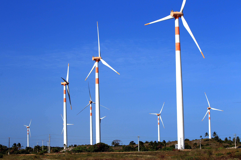 Eólicas lideram desembolsos do BNDES na área de energia, mas transmissão dá salto de 137%