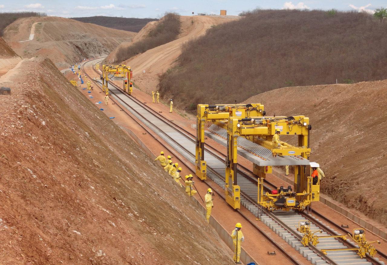 Dono da Transnordestina diz que retomará obra de R$ 6,7 bilhões com recursos próprios