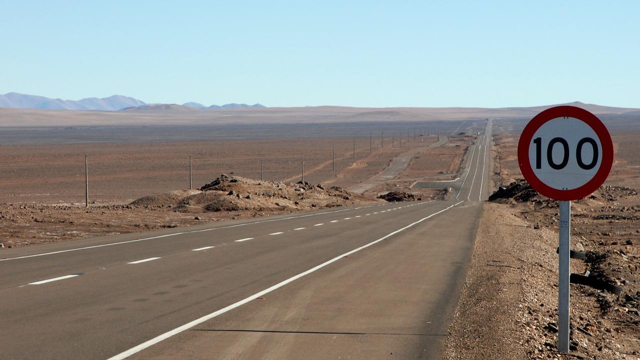 Sistema free flow em pedágio no Chile enfrenta quase 10% de inadimplência