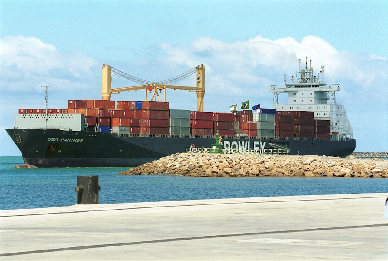 Cabotagem representou 22% da navegação brasileira no primeiro semestre, aponta ANTAQ