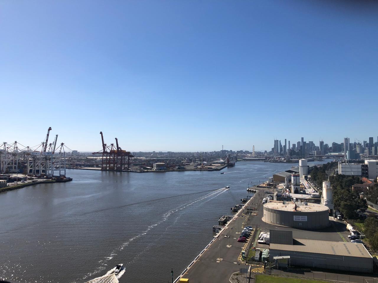 Em visita à Austrália, integrantes do governo veem evolução para privatização mais restrita em portos