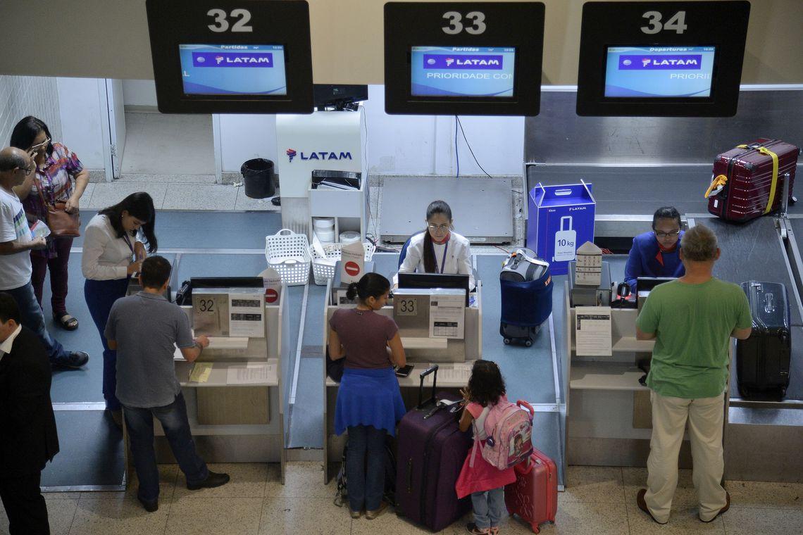 Aeroportos concedidos até 2013 terão 113 milhões de passageiros a menos que estudos apontavam