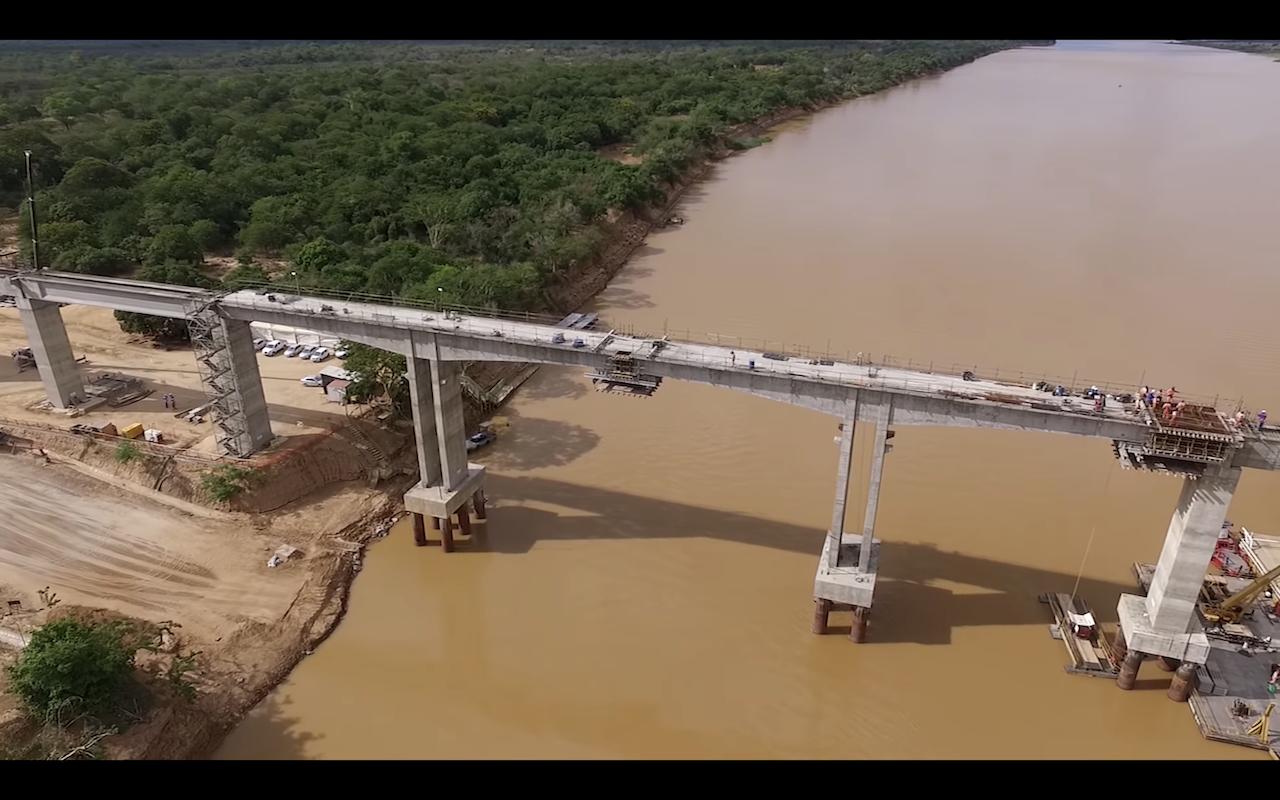 Fiscalização do TCU não aponta irregularidade na ponte da Fiol, que fica fora da concessão