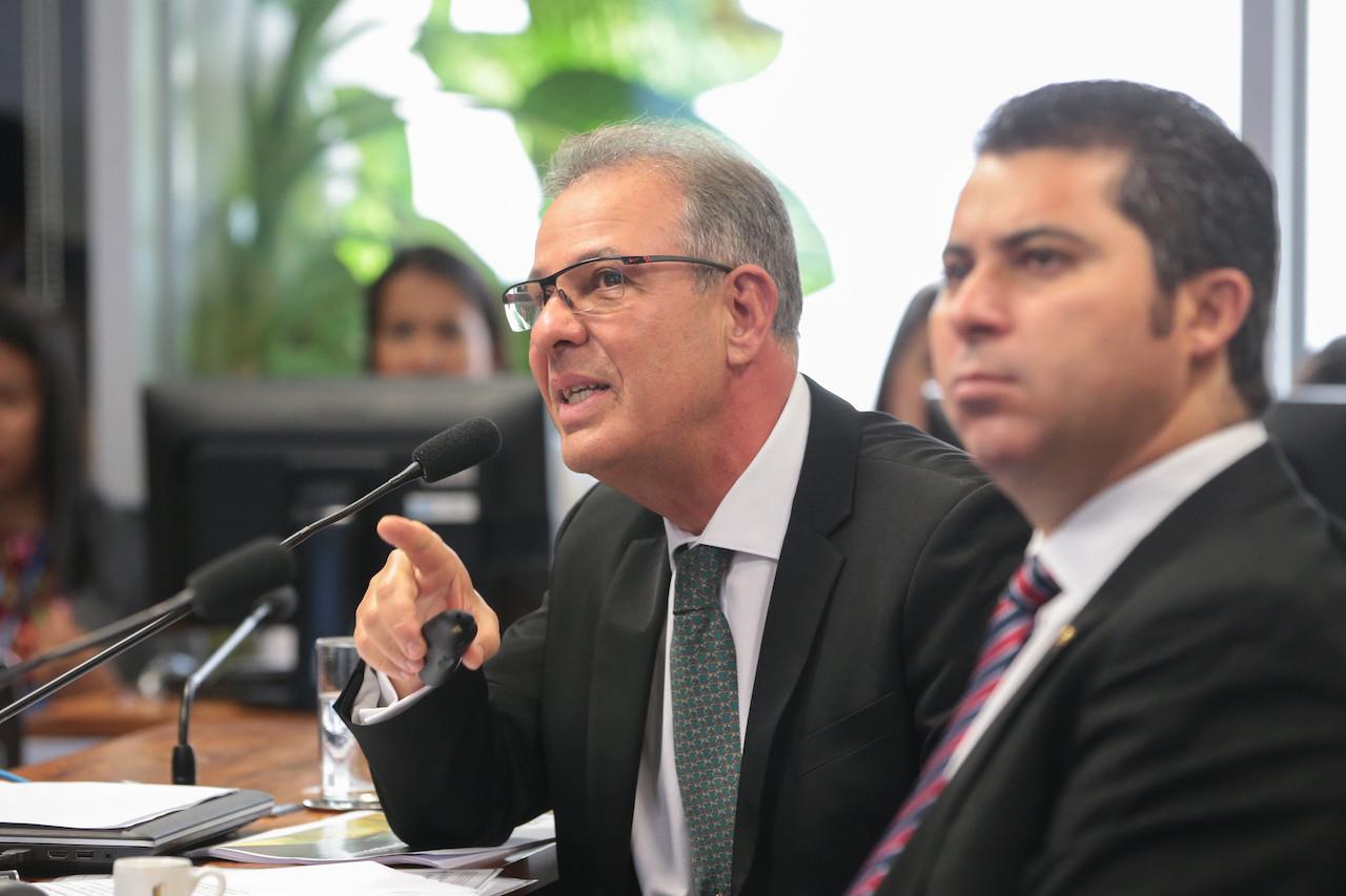 Indicação para novo ministro de Minas e Energia partirá do Senado, dizem fontes
