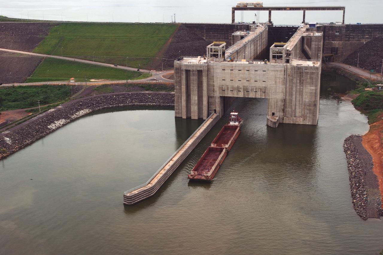 Depois de 30 anos de obra, eclusa de Tucuruí alaga e Pedral do Lourenço só começa em 2021
