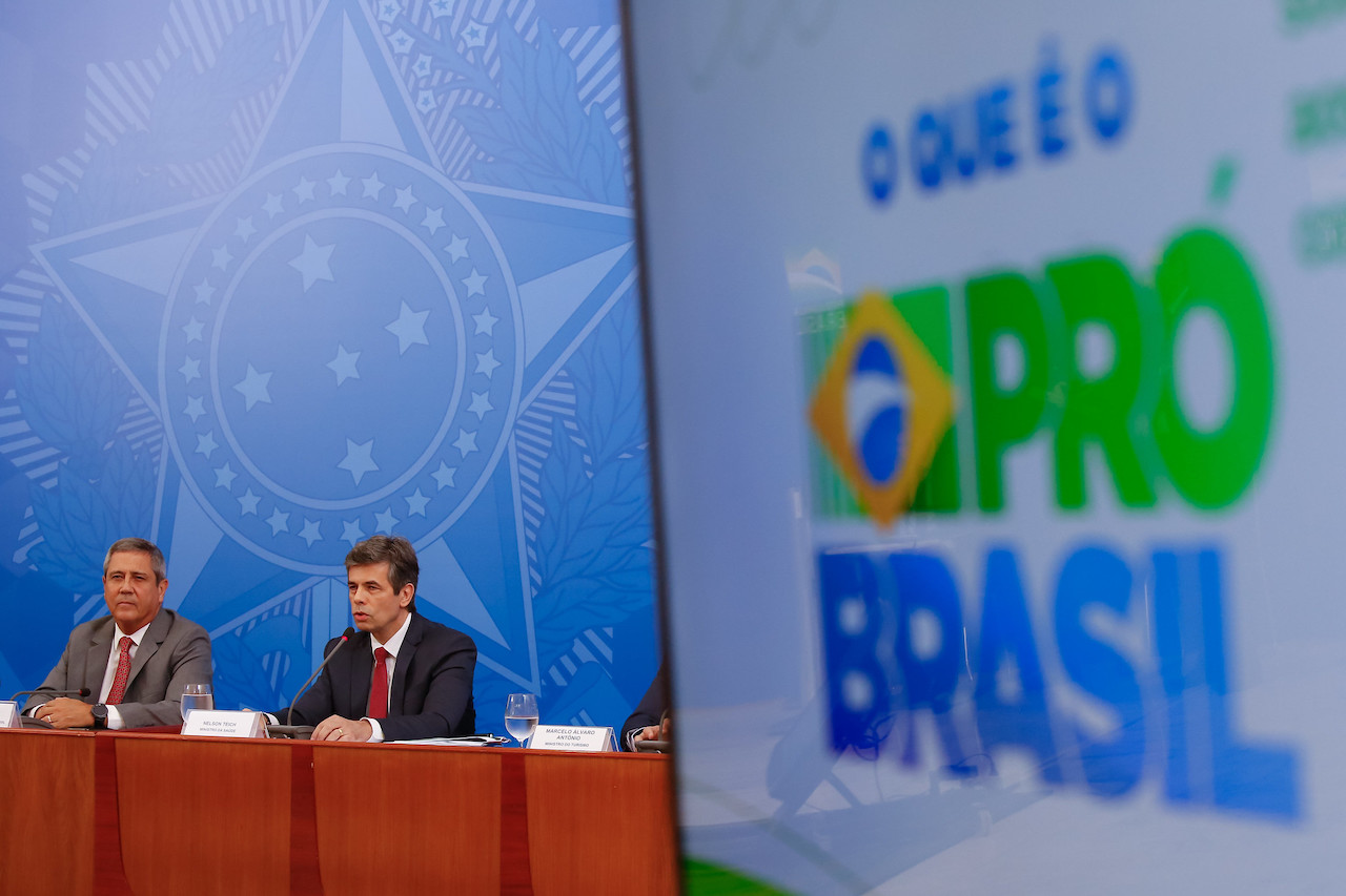 iNFRADebate: Contribuição ao Pró-Brasil
