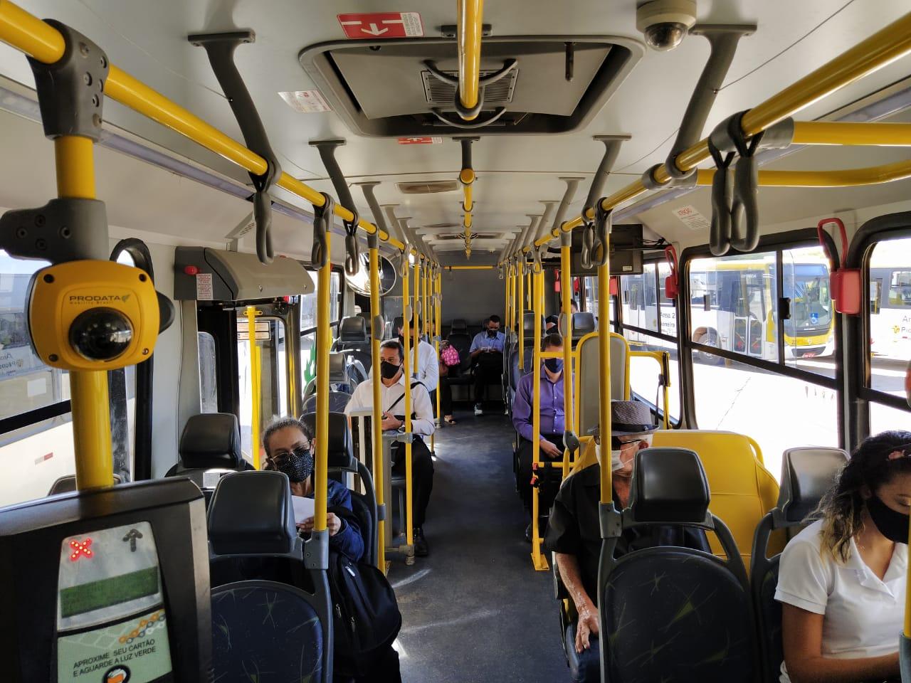 CNT: Transporte urbano quebra em junho