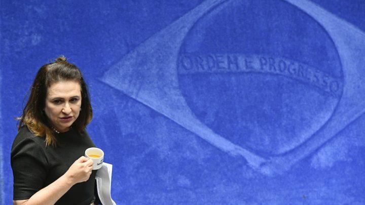 Senadora diz que cansou de esperar projeto do governo para cabotagem