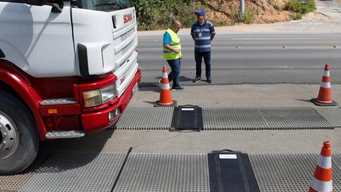 ANTT dará prazo de 30 dias para adaptação de concessionárias de rodovias antes da volta da pesagem de veículos