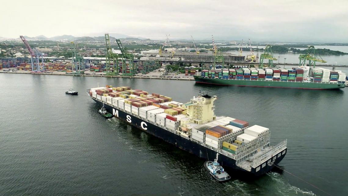 Saiba o que o Porto do Rio está fazendo para melhorar seu acesso marítimo [conteúdo patrocinado]
