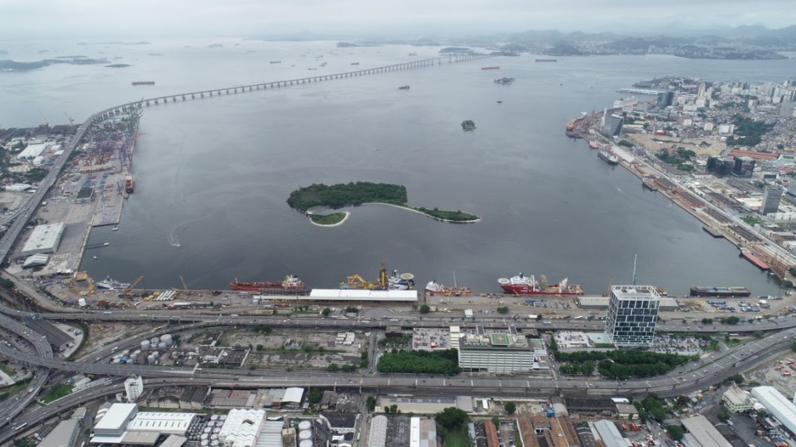 Futuro do Porto do Rio em debate no iNFRALive nesta segunda-feira (20)