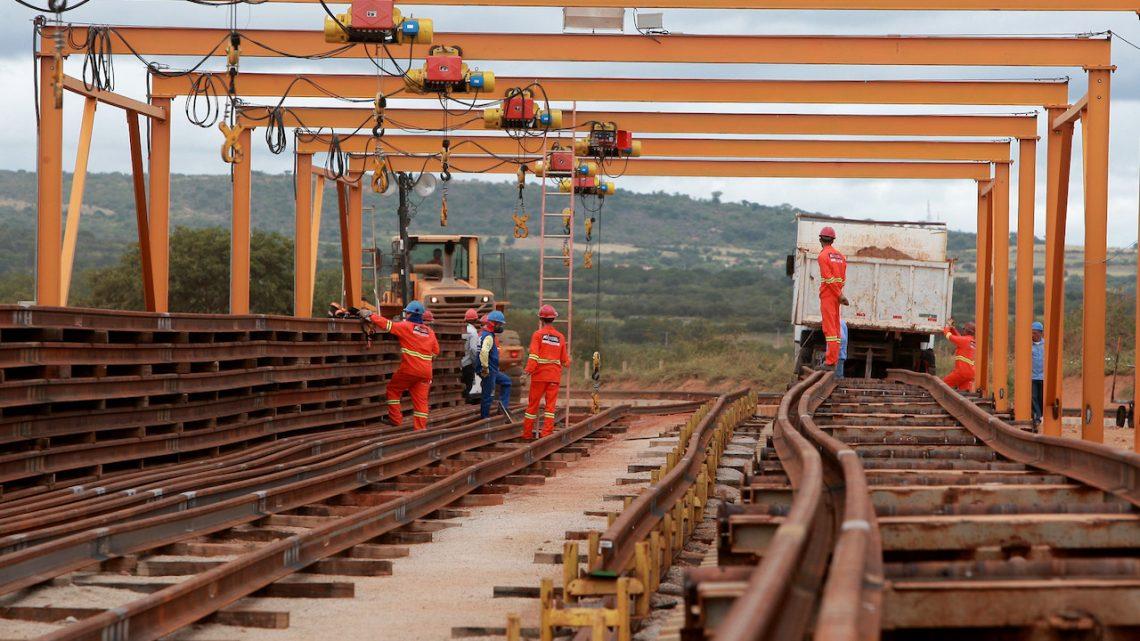 Falta de orçamento trava velocidade das obras da Fiol, na Bahia