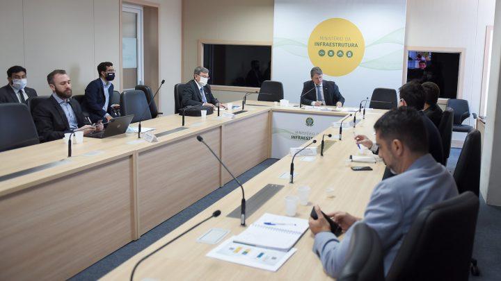 Bancada maranhense pressiona Infraestrutura por dinheiro da renovação das ferrovias