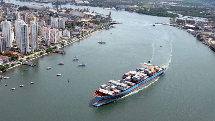 Consulta internacional mostra que Covid-19 não é risco para desestatização de portos