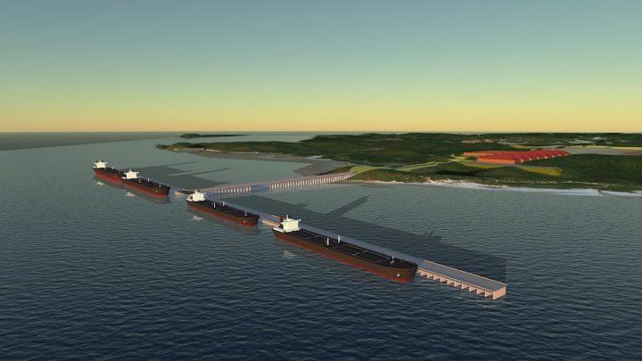 Premiado, TUP de Alcântara trabalha licenciamento e captação de carga para operar em 2024