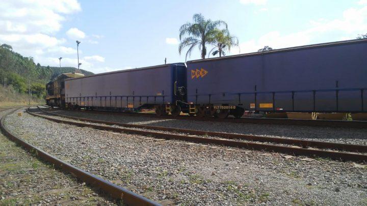 Bracell vai comprar locomotivas e vagões por R$ 573 milhões para transportar celulose por ferrovia até o Porto de Santos