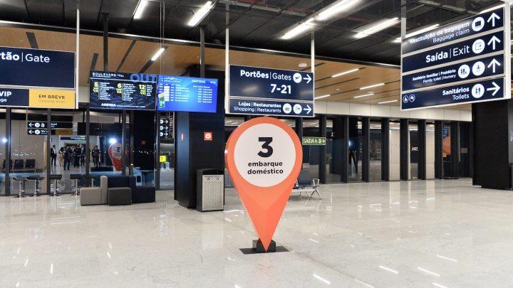 Justiça de Santa Catarina barra tentativa de aérea para reter recurso de tarifa aeroportuária