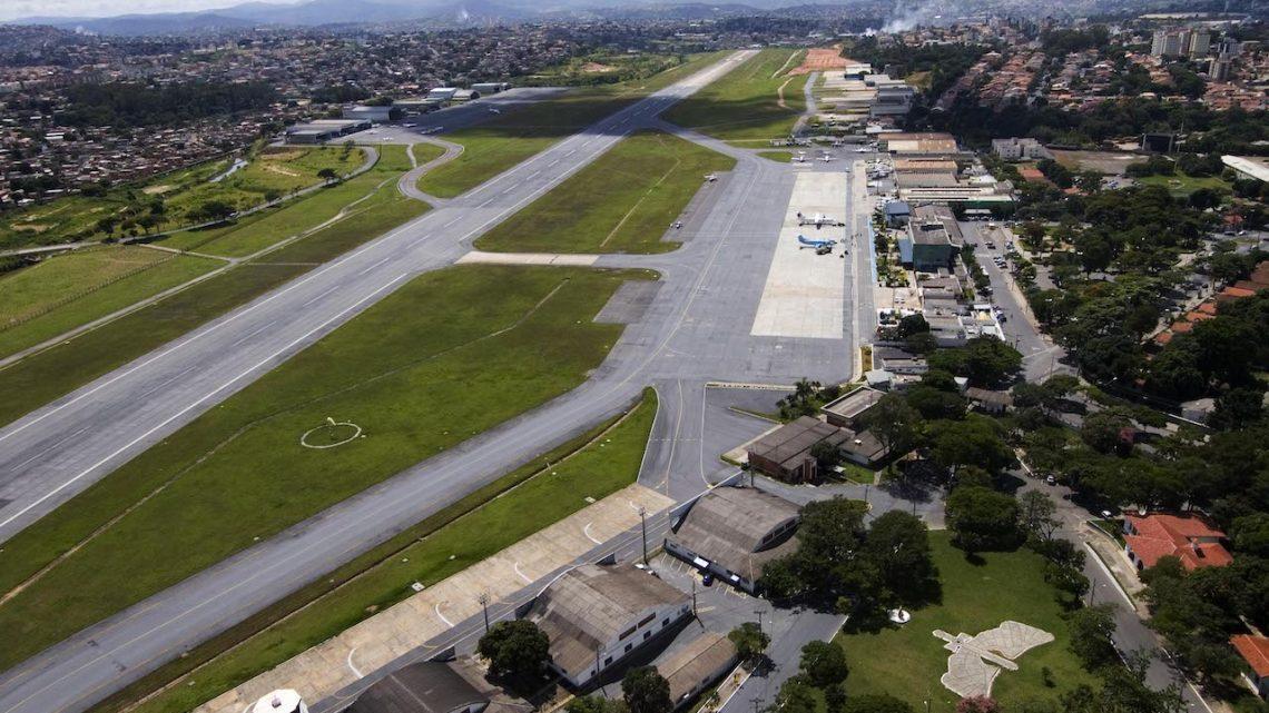 Ministério da Infraestrutura determina a Infraero saída da gestão do Aeroporto da Pampulha