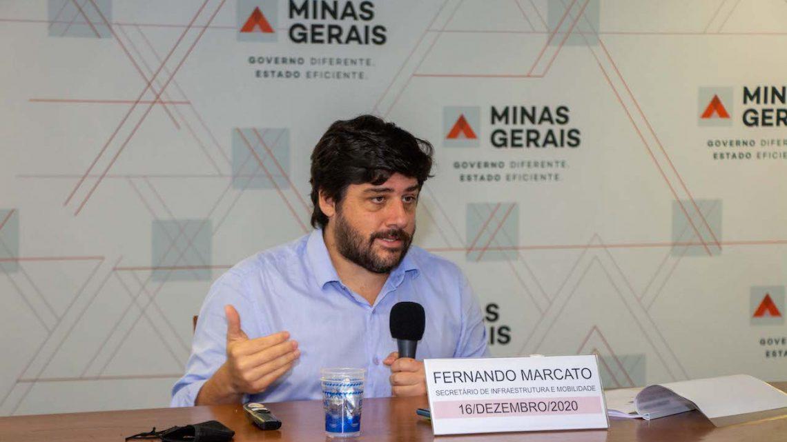 Decreto para regulamentar short lines autorizadas em MG será lançado em fevereiro, diz secretário