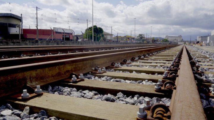 Audiência pública tem pressão para juntar trecho da MRS na Ferrovia do Porto de Santos