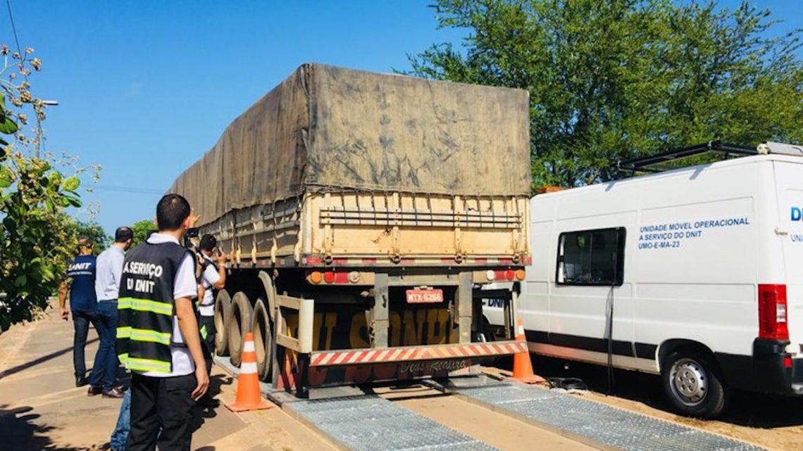 DNIT cria regras para fiscalização de trânsito e de pesagem em rodovias federais