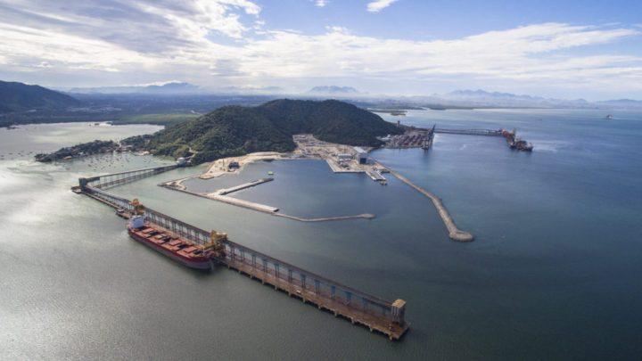 Porto de Itaguaí prepara plano para ser base para gás do pré-sal
