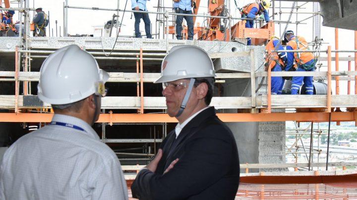 Orçamento de investimentos do Minfra deve começar menor que o empenhado em 2020