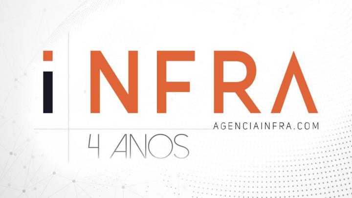 Agência iNFRA, 4 anos