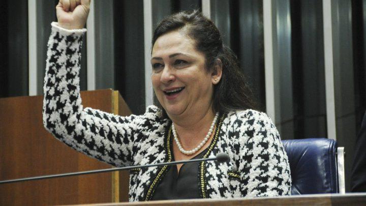 Kátia Abreu é escolhida para relatar o PL do Licenciamento Ambiental no Senado
