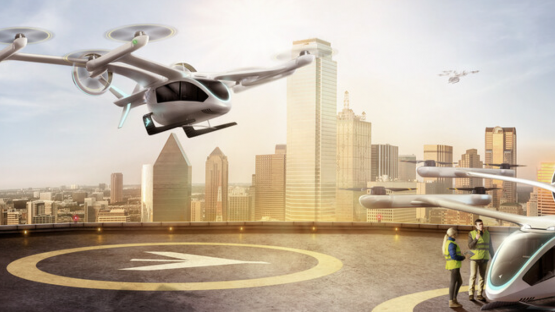 Urban air mobility – the final frontier?