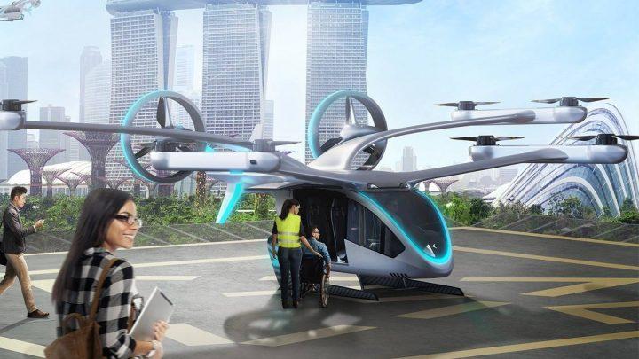 Reflexões sobre a infraestrutura para Mobilidade Aérea Urbana – Parte 1